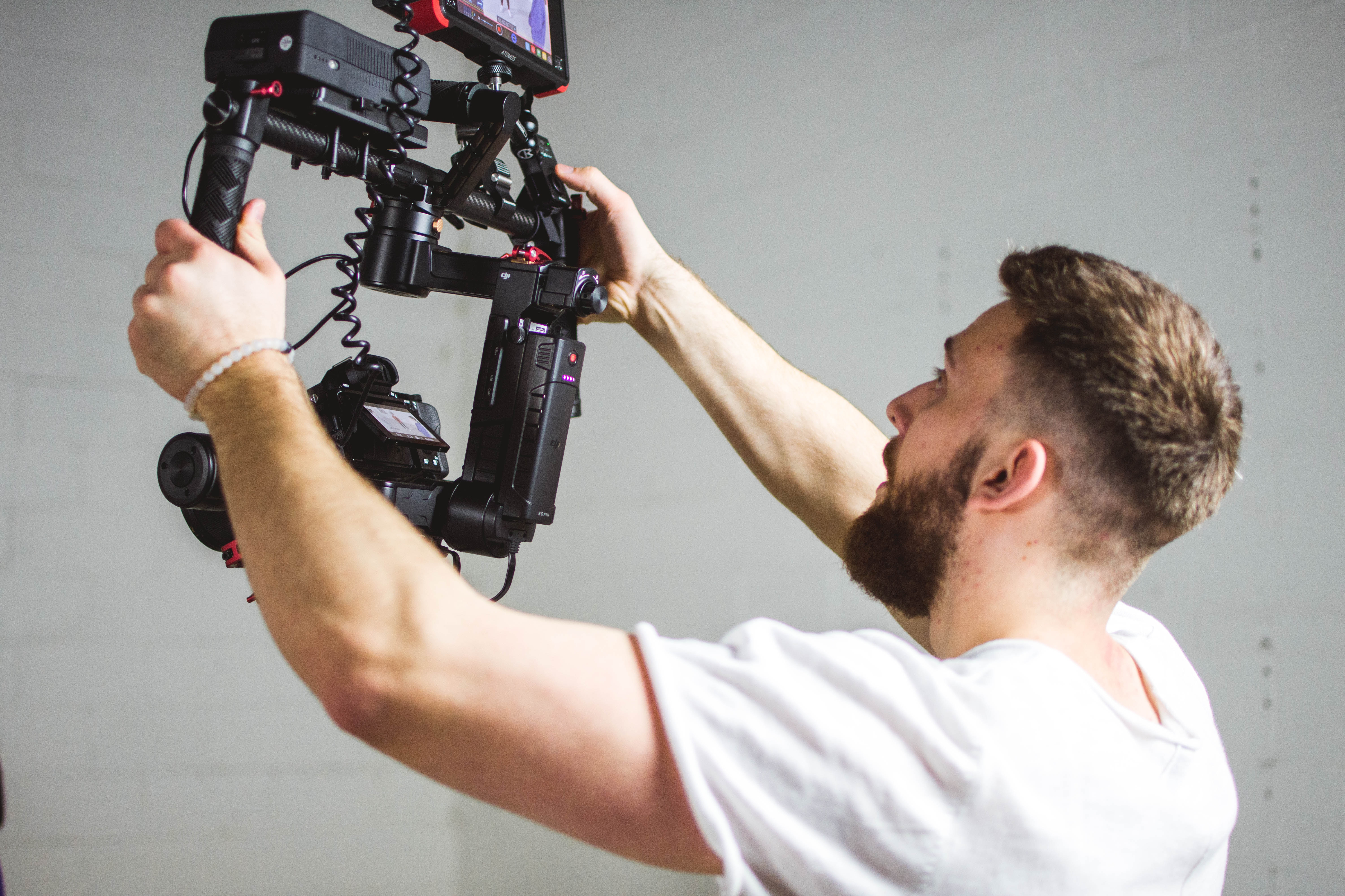 Filmmaking with a Gimbal