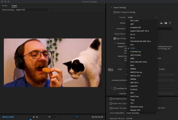 How to create custom export presets in Adobe Premiere Pro