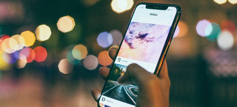 How to create the bokeh effect on iPhone